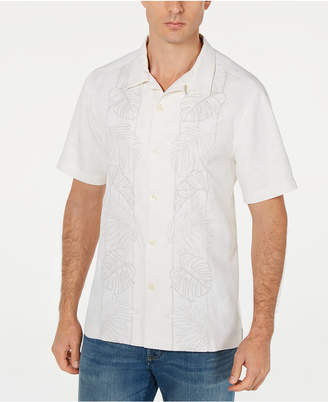 Tommy Bahama Men's Oceangrove Vines Silk Shirt