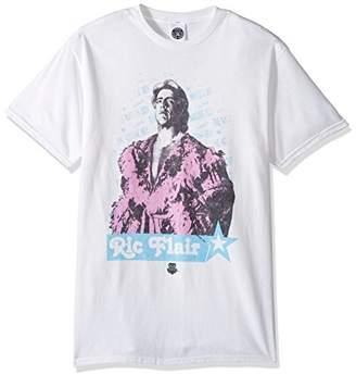 WWE Men's RIC Flair Vintage T-Shirt
