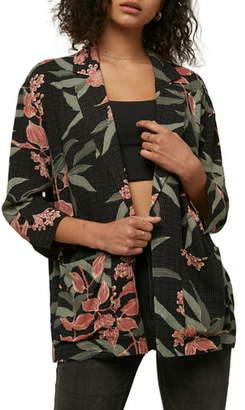 O'Neill Aimee Floral Print Jacket
