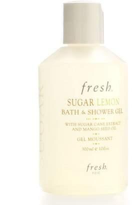 Fresh Lemon Sugar Bath and Shower Gel