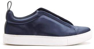 SABA Kelsey Satin Sneaker
