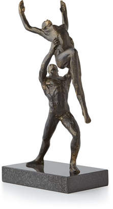 Global Views Dancers Two-Arm Lift Sculpture