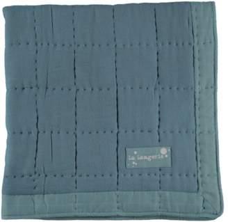 La Langerie Elephant Skin Boutis Blanket