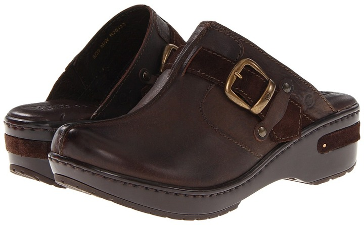 Børn Resita (Castagno Full-Grain Leather) - Footwear