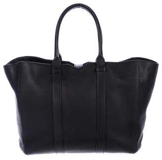 J. Mendel Oversize Leather Tote