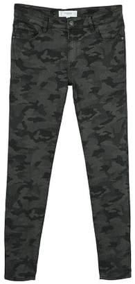 MANGO Militar print jeans