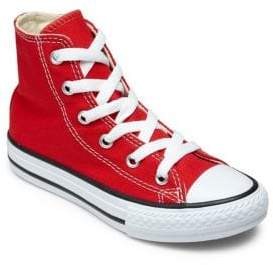 Converse Kid's Chuck Taylor All Star Core High-Top Sneakers