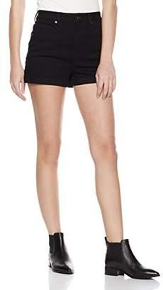 Parker Lily Women's Basic Classic Denim Shorts Jeans