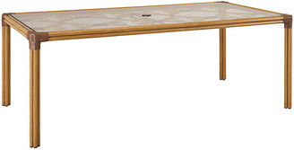 Lane Venture CELERIE KEMBLE FOR Mimi Dining Table - Natural/Cappuccino