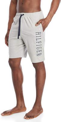 Tommy Hilfiger Logo Knit Sleepwear Shorts
