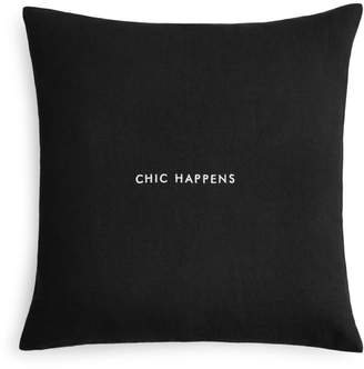"Kate Spade Words of Wisdom Decorative Pillows, 18"" x 18"""