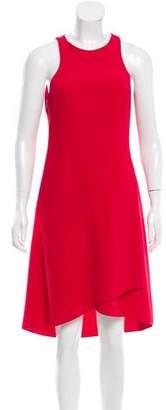 Rachel Roy Sleeveless Draped Dress $80 thestylecure.com