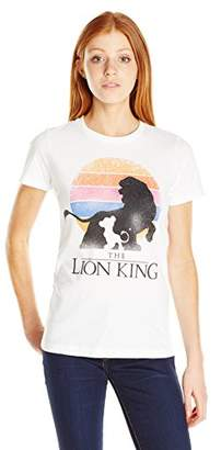 Disney Women's Lion King Sun Graphic Tee $19.50 thestylecure.com