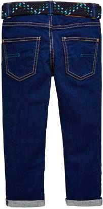 c6d6b217e59c Ted Baker Boys Cobalt Jeans with Belt -Blue