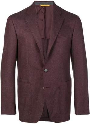 Canali tailored blazer