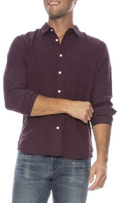 Kato Slim Double Gauze Shirt