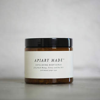 NEW Honey, Citrus & Sea Salt Body Scrub Women's by Apiary Made