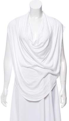 Helmut Lang Modal-Blend Sleeveless Top