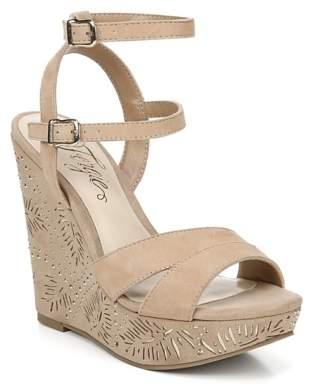 Fergie Bold Wedge Sandal