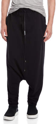 Army Of Me Drop Crotch Drawstring Joggers