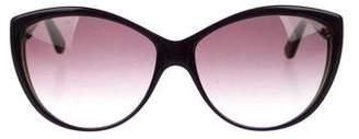 Alexander McQueen Cat-Eye Eyeglasses