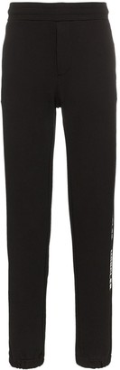 Moncler triple logo track trousers