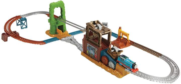 Fisher Price Fisher-Price Thomas & Friends TrackMaster Scrapyard Escape Set