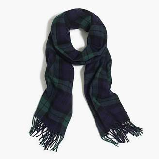 J.Crew Plaid scarf