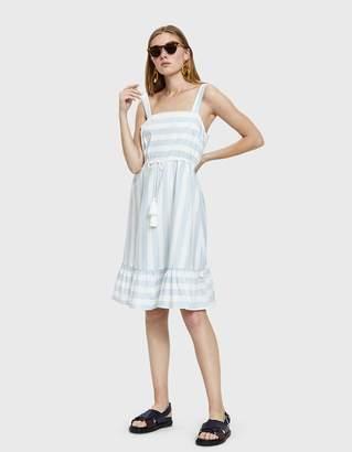 Maja Farrow Striped Dress