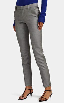 Pt01 Women's Virgin Wool-Blend Crop Pants - Black