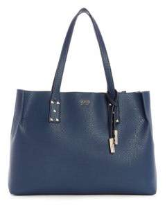 GUESS Fortune Faux Leather Tote Bag
