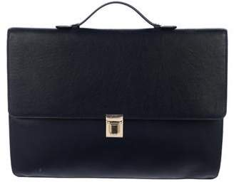 Paul Smith Leather Briefcase w/ Shoulder Strap