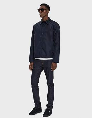 Norse Projects Svend Nylon Oxford Jacket in Dark Navy