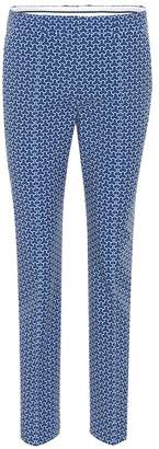 Tory Sport Printed Tech Stretch Golf trousers