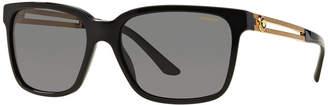 Versace Polarized Sunglasses, VE4307 58