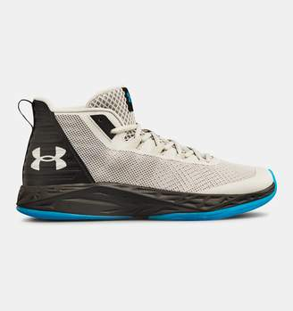 Under Armour Men's UA Jet Mid Basketball Shoes