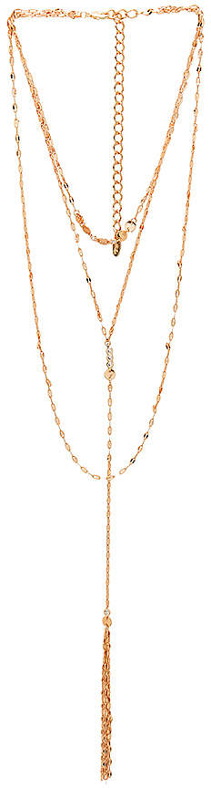 Stepping Out Necklace