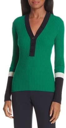 BOSS Fenila Colorblock Sweater
