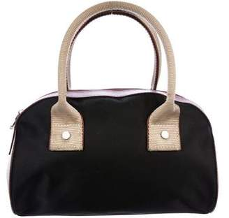 Lancel Nylon Mini Handbag