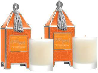 Seda France Belgian Marigold Mini Pagoda Candle Gift Set
