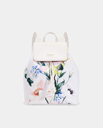 0067454ff272 Ted Baker ELOISSE Elegant drawstring backpack
