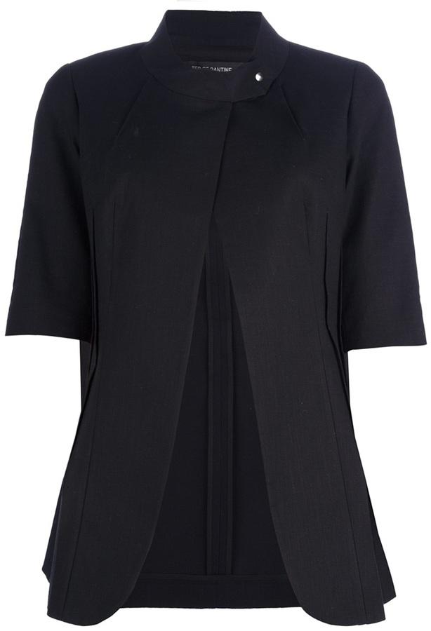Ter Et Bantine short sleeve jacket