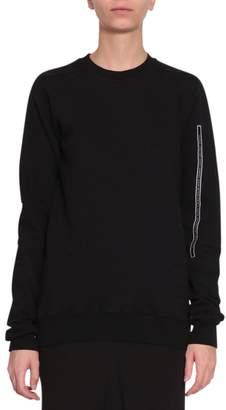 Drkshdw Crew Cotton Sweatshirt