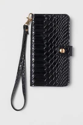 H&M iPhone Case 6/8 - Black