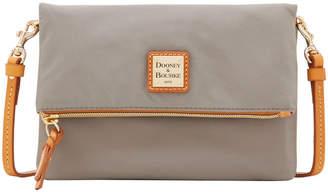 Dooney & Bourke Miramar Foldover Zip Crossbody