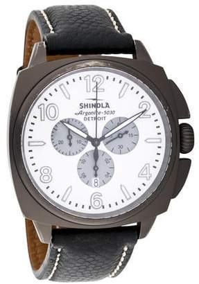 Shinola The Brakeman Watch