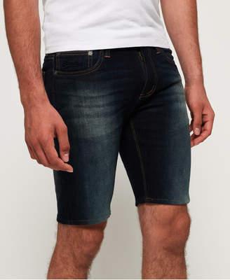 Superdry Denim Slim Shorts