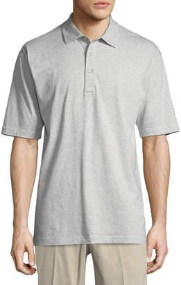 Bobby Jones Riverside Heathered Polo Shirt