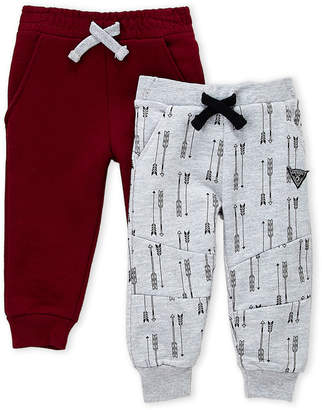 GUESS Infant Boys) Two-Pack Arrow Joggers