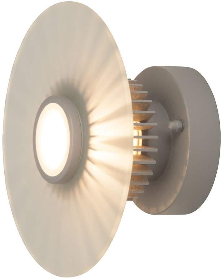 EEK A++, LED-Außenwandleuchte Mathis 1-flammig